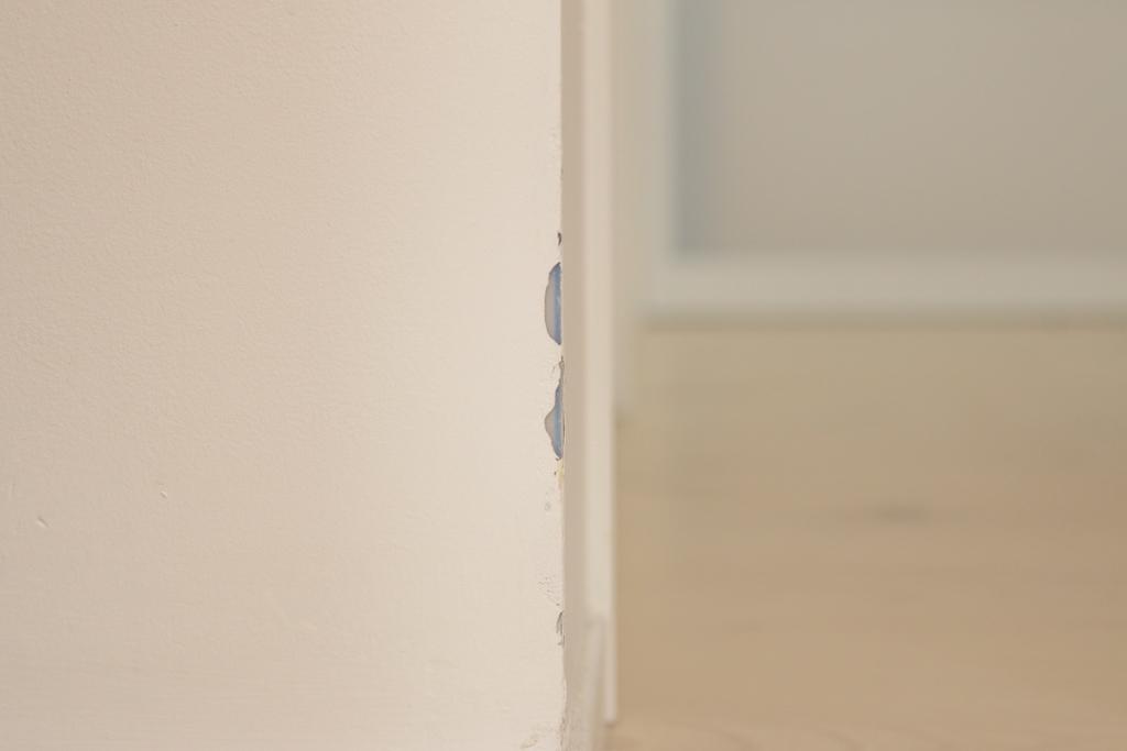 ボロボロになってた壁/窓の家と生活